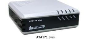ATA171plus / ATA172plus